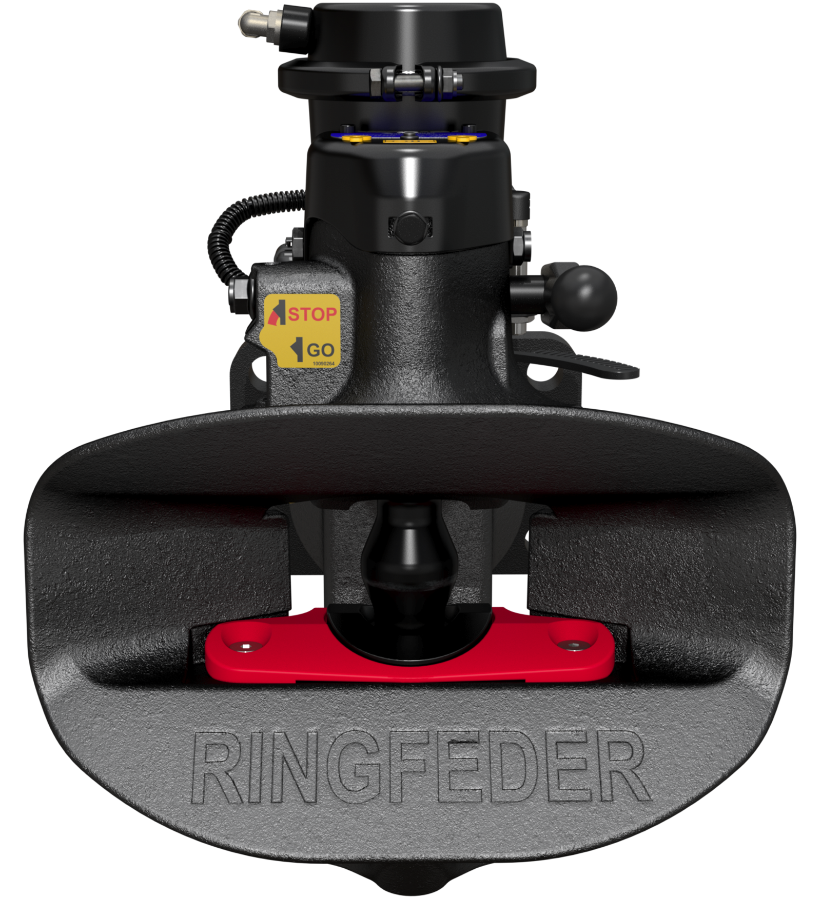 Ringfeder product front